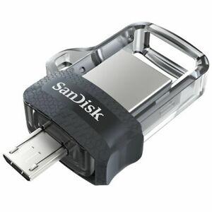 USB Memoria Pendrive 128 GB Micro USB+USB3.0 Pen Drive OTG para Smartphone, PC …
