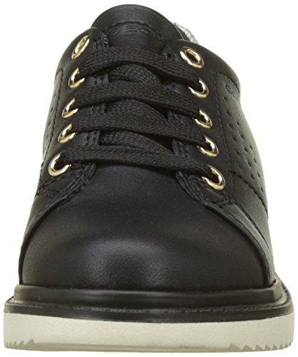 Geox J Thymar A, Zapatos de Cordones Derby para Niñas