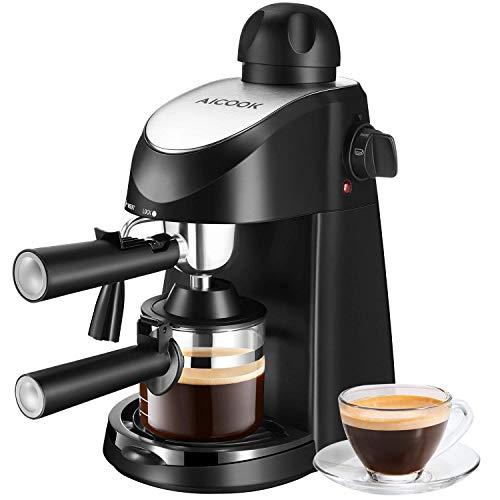 Cafetera máquina de espresso Aicook