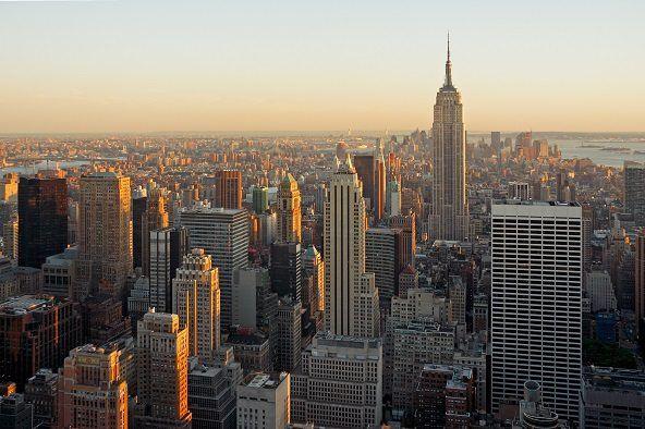 Nueva York en Agosto vuelo+5 noches hotel4*