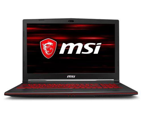 "Msi gl63 15.6"" 120Hz/i7-8750h/16gb/ssd512gb/ Gtx1660 Ti 6gb/free Dos"