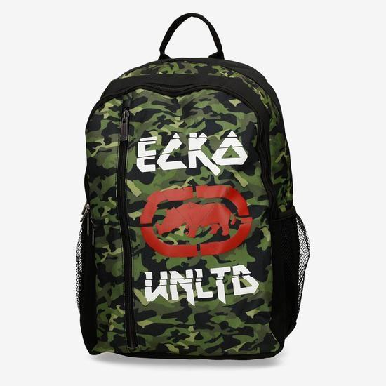 Ecko moor mochila camuflaje