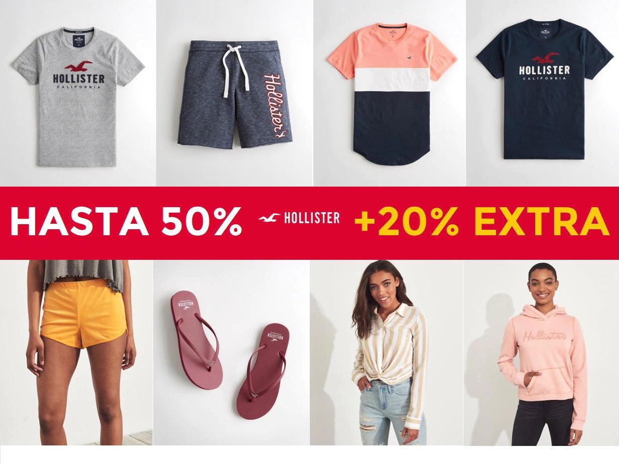 25001fe5800e Chollos y ofertas de Hollister ⇒ agosto 2019   Chollometro ⭐