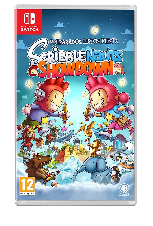 Scribblenauts Showdown [Switch]