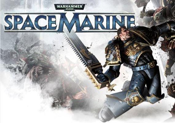 Warhammer 40000: Space Marine [Para Steam]