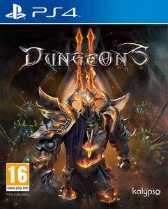 Dungeons II ps4 + todos los DLC