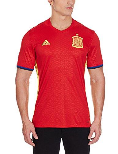 Talla S1ª Equipación Federación Española de Fútbol 2016 - Réplica oficial adidas