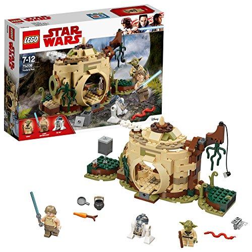 LEGO Star Wars Cabaña de Yoda