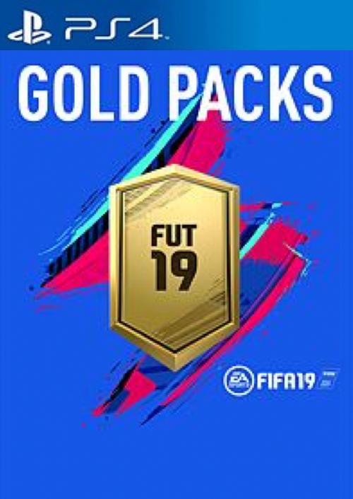 Jumbo Gold Packs Fifa 19 Ps4