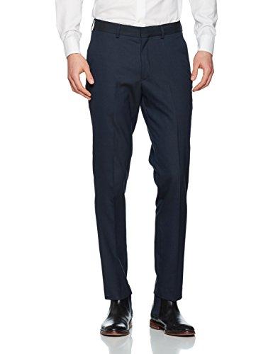 New Look N Slim Suit Trouser Pantalones de Traje para Hombre [PLUS]
