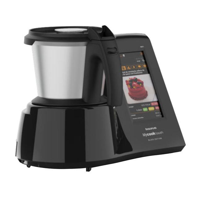 Robot de cocina Taurus Mycook Touch Black Edition (Solo esta noche)