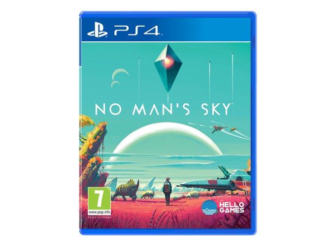 No Man's Sky - juego para Playstation 4