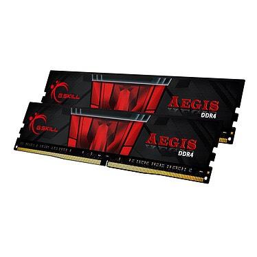 G.Skill Aegis 16 GB (2 x 8 GB) DDR4 3000 MHz CL16