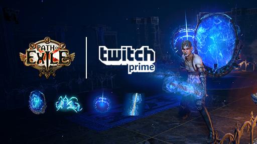 Path of Exile: Paquete Cosmético Arcano gratis con Twitch Prime