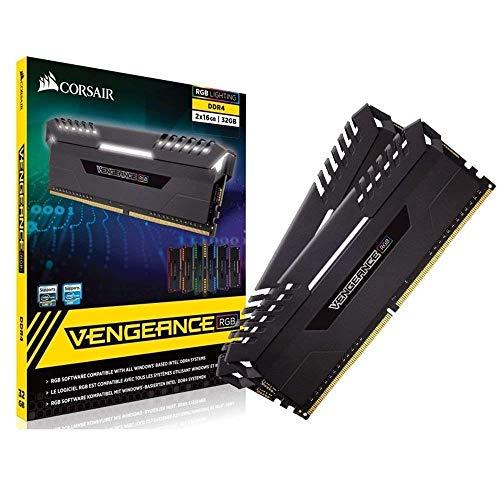 Corsair Vengeance RGB 32GB, 3000MHz, DDR4