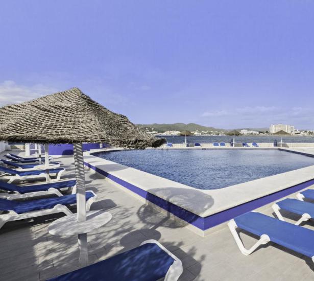Ibiza 310€/p= 7 noches en hotel 3* con media pensión + vuelos desde Madrid