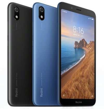 Xiaomi Redmi 7A Smartphone 4G de Versión Global - Azul
