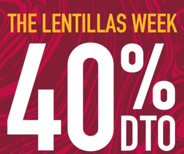Lentillas General Optica 40%