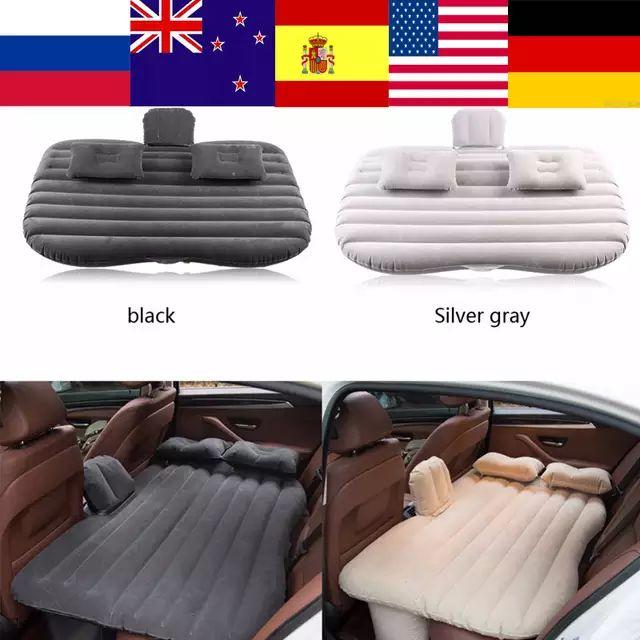 Colchón para asiento trasero de coche