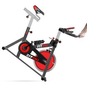Bicicleta spinning BESP-22 ergonomica regulable