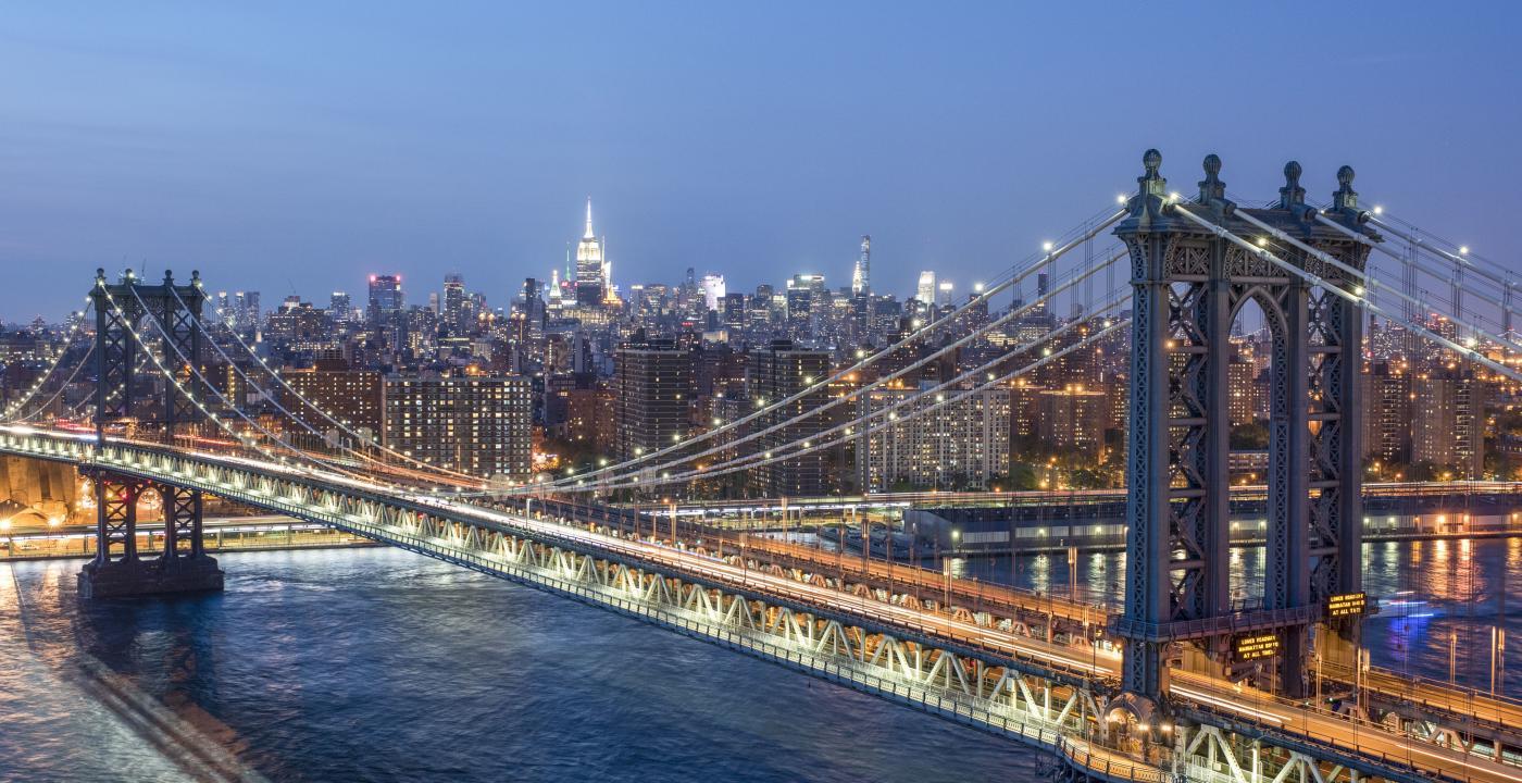 Viaje MADRID - NYC o BCN-NYC