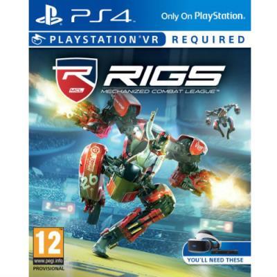 Rigs PS4 VR (físico)