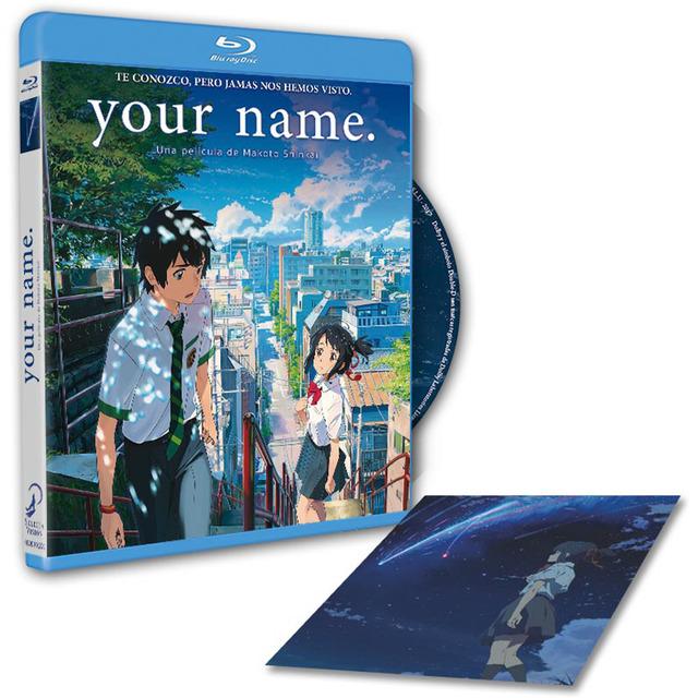 Your Name (blu-ray)