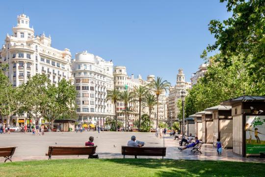 Hotel 4* en Valencia por 22€  la noche para dos