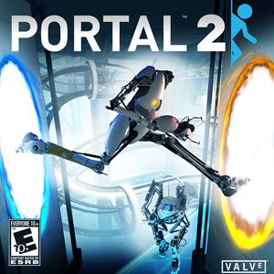 Mínimo histórico: Portal 2 (steam)