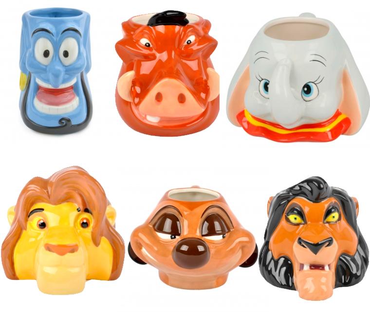 Tazas Disney a 3,50€