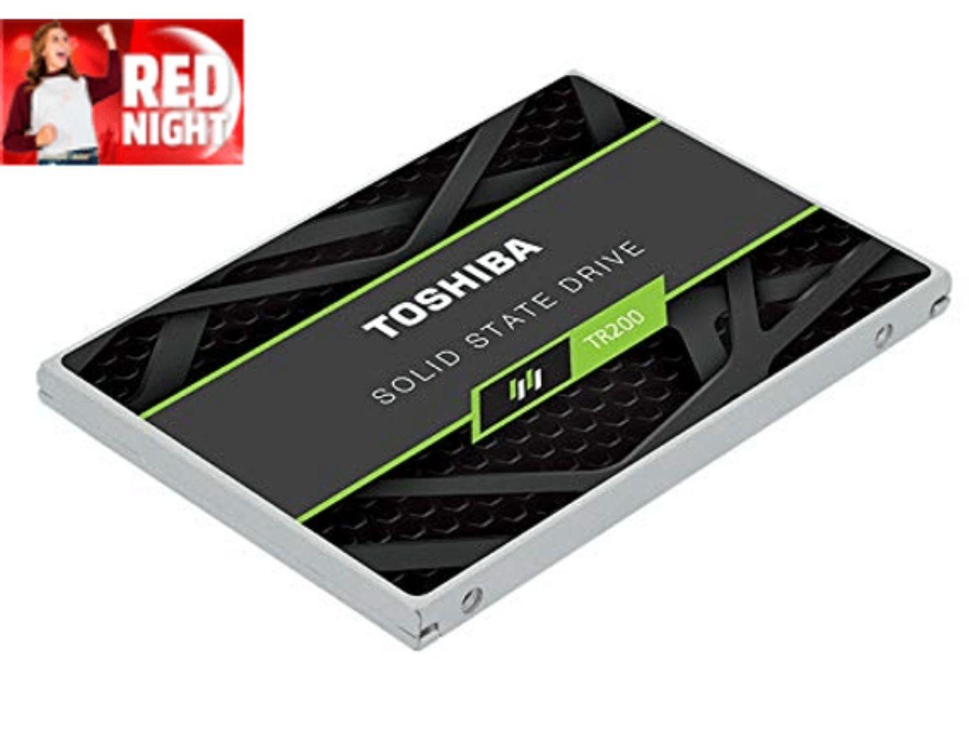 SSD 480GB Toshiba TR200