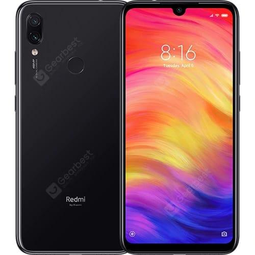 Xiaomi Redmi Note 7 3GB/32GB - Versión Global - Negro