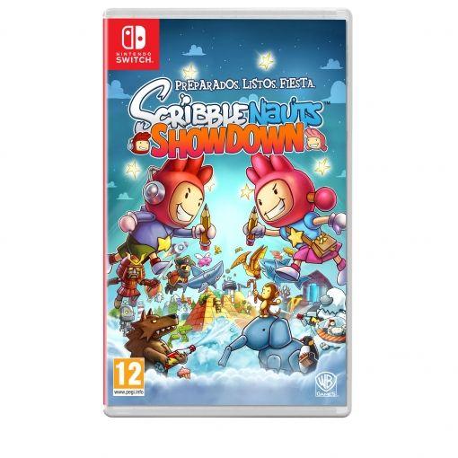 Scribblenauts Showdown Carrefour