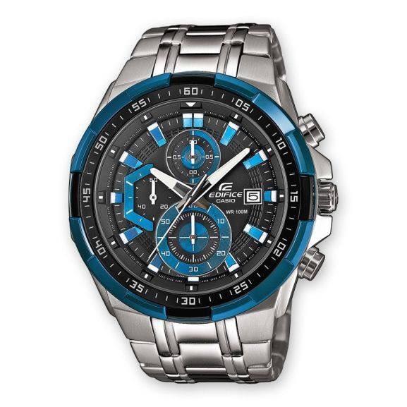 Reloj Casio edifice azul ( en negro 85€ 1 en stock)