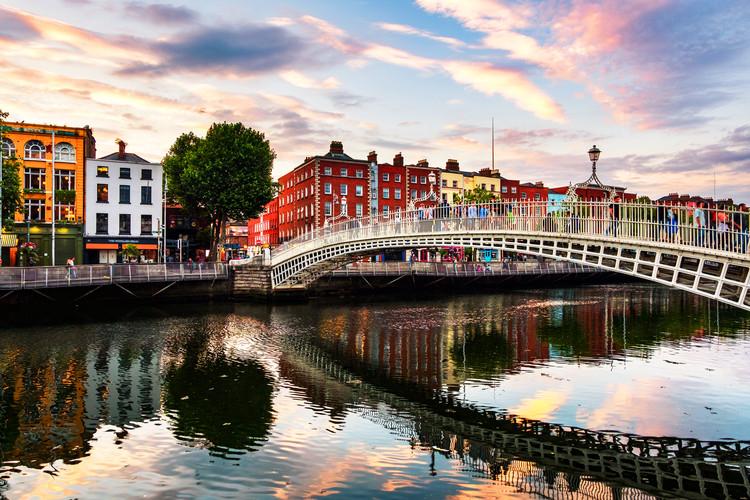 Dublín Puente Diciembre: Vuelos + 3 noches
