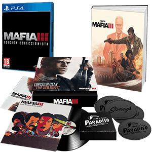 Mafia III Edición Coleccionista - PS4