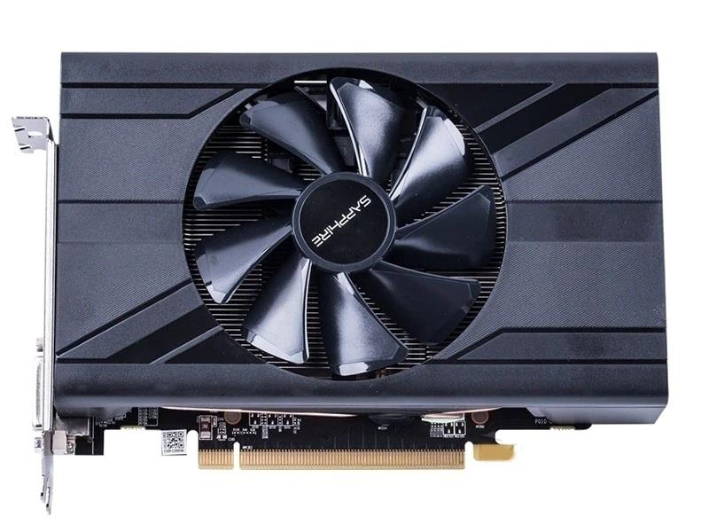 AMD Sapphire RX 470 D - 4Gb (utilizada)