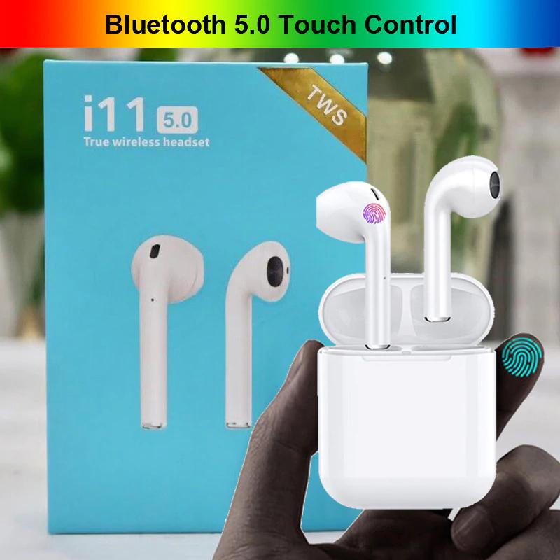 I11 TWS Mini 5,0 Bluetooth auriculares inalámbricos