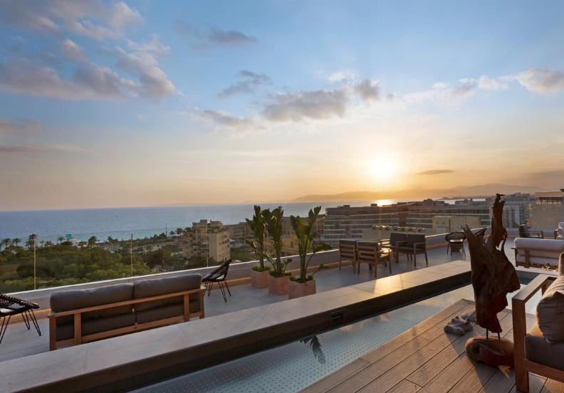 Fin de semana en Palma de Mallorca: hotel 5* con Spa por 100€ para dos