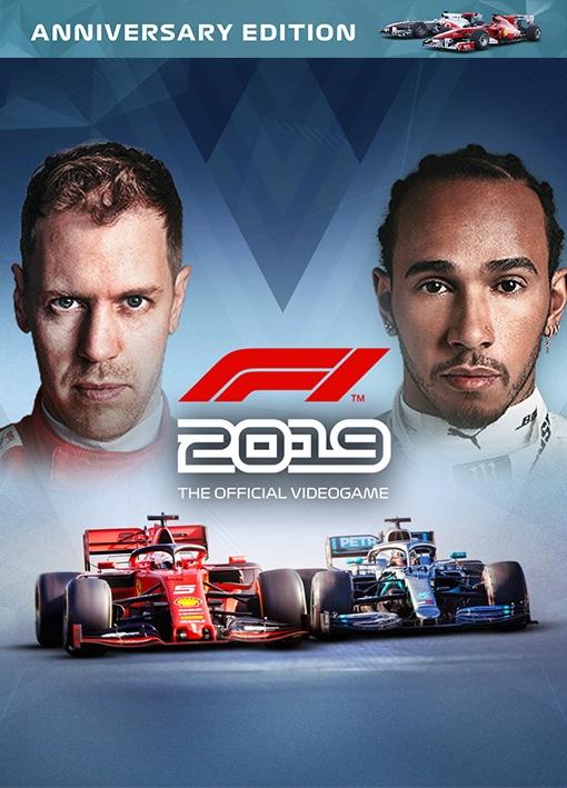 F1 2019 Edición Aniversario (PC)