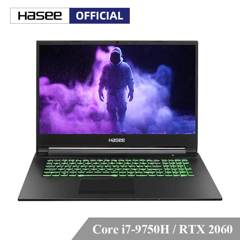 2 Portátiles Hasee Gaming (I7-9750H + RTX2060) 3xB (Buenos, Bonitos y Baratos)