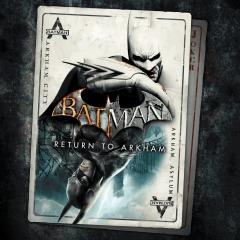 Saga Batman Arkham (PS4)