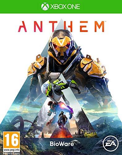 Anthem Xbox One juego físico
