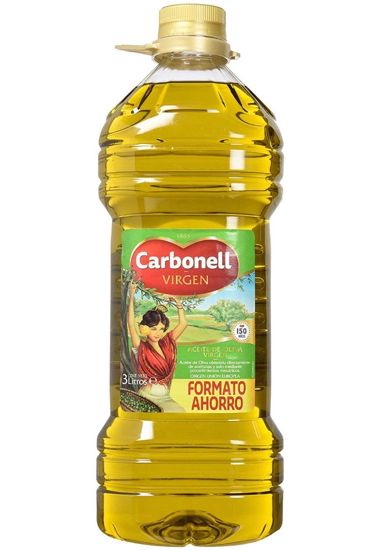 Aceite virgen Carbonell