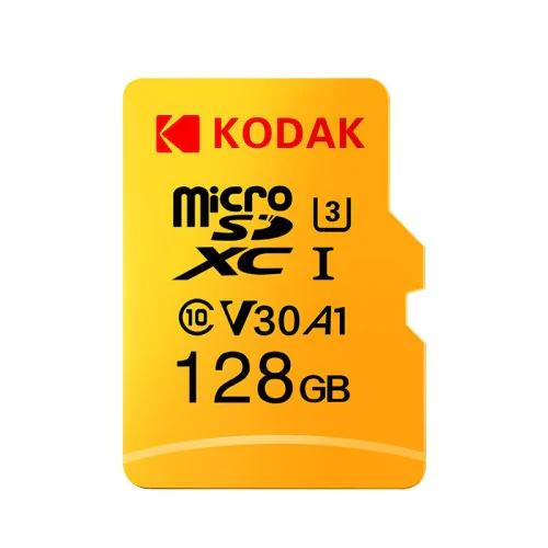 Micro SD,Tarjeta Kodak 128GB Mínimo Histórico