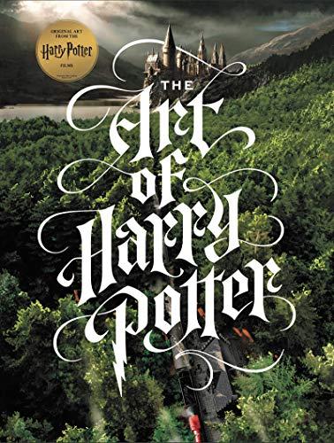 Libro Arte de Harry Potter en inglés