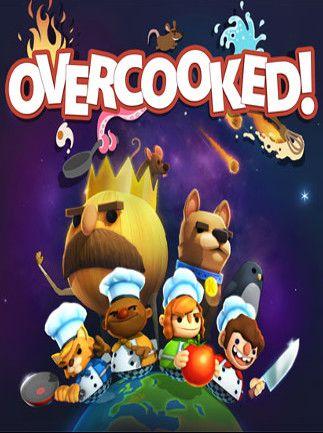 Juego Gratis Epic Games: Overcooked