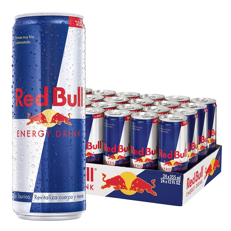 prime now MADRID pack 24 latas red bull a precio de 1 para algunos cp de madrid