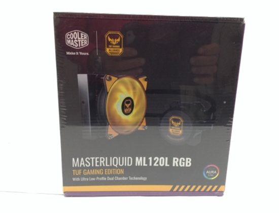 Cooler Master Masterliquid ML120L RGB TUF