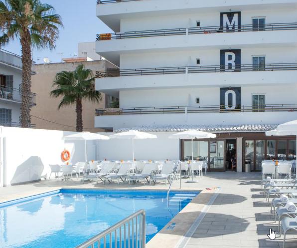 Mallorca 213€/p = 7 noches en hotel 3* con todo incluido + vuelos desde Madrid